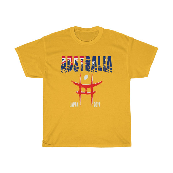 Australia Rugby Japan 2019 T-Shirt