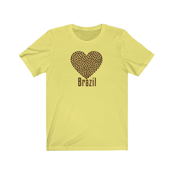 Brazil Coffee Heart