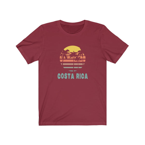 Vintage Costa Rica Sunset Shirt