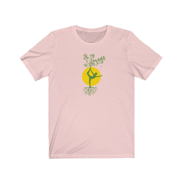 Yoga Tree Dancer Pose Shirt
