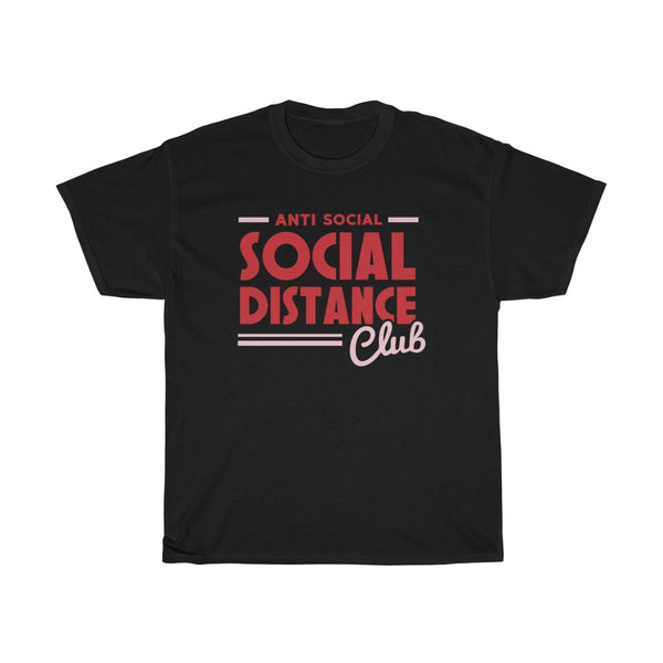 Anti-Social Social Distance Club