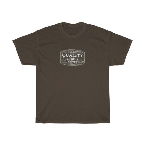 Vintage Quality Coffee T-Shirt