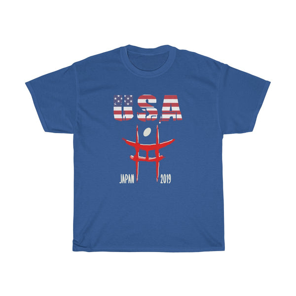 USA American Rugby Japan 2019 T-Shirt