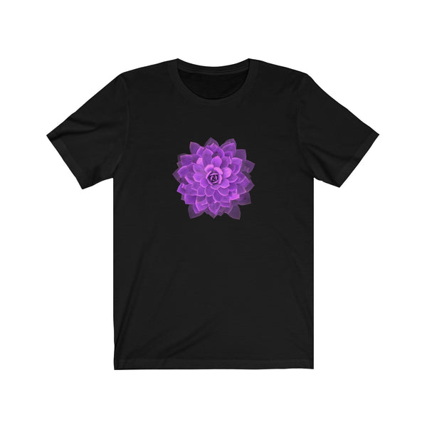Lotus Flower Yoga Mandala Shirt