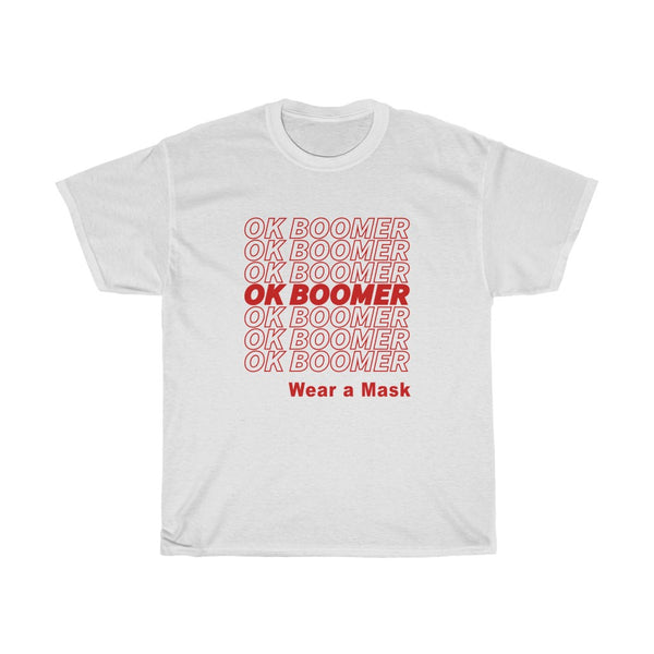 OK Boomer - Wear A Mask