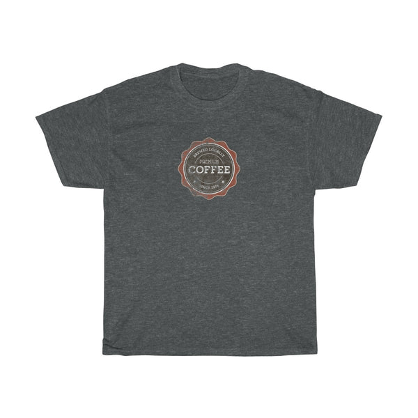 Vintage Premium Coffee Shirt
