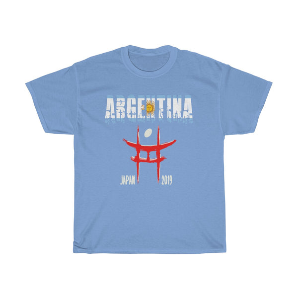 Argentina Rugby Japan 2019 T-Shirt