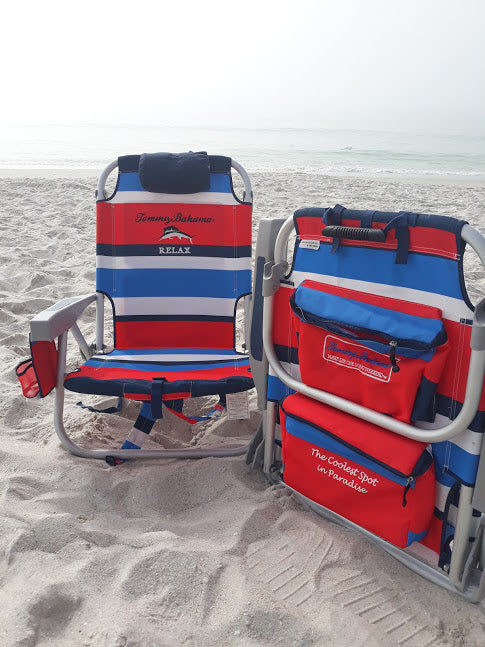 Backpack Beach Chair Week Rental