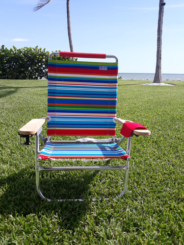 Hi-Profile Beach Chair Week Rental