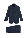 NAVY FRESCO WOOL CHALKSTRIPE SUIT