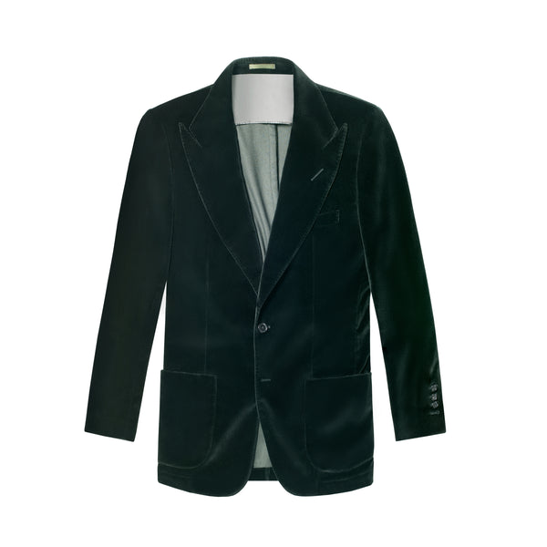 GREEN VELVET THE ERA JACKET