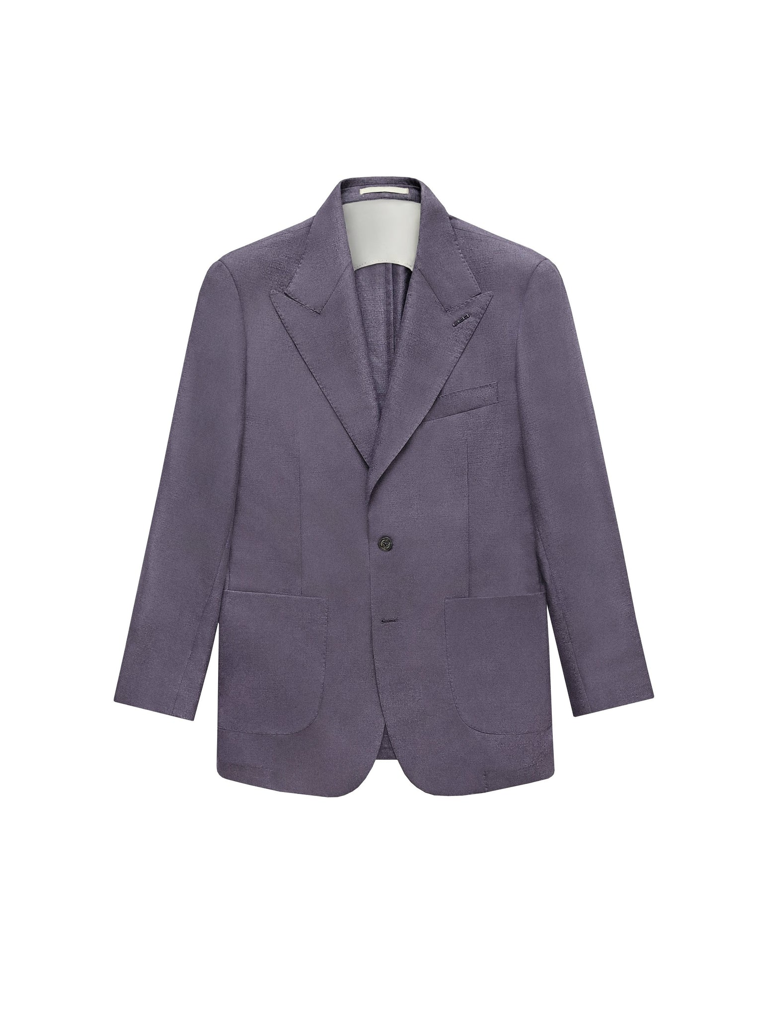 LAVENDER CASHMERE SILK THE ERA JACKET