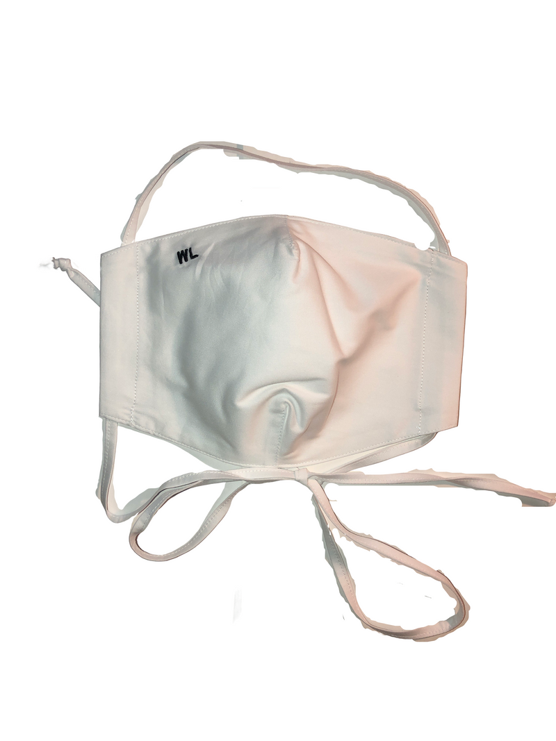 COTTON SILVERPLUS® REUSABLE FABRIC MASK