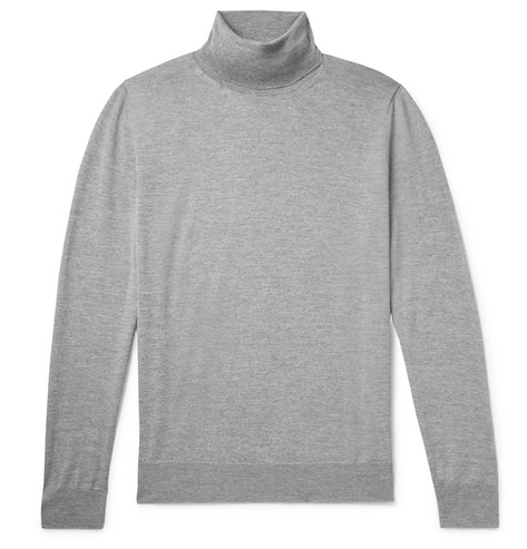 MERINO TURTLENECK SWEATER