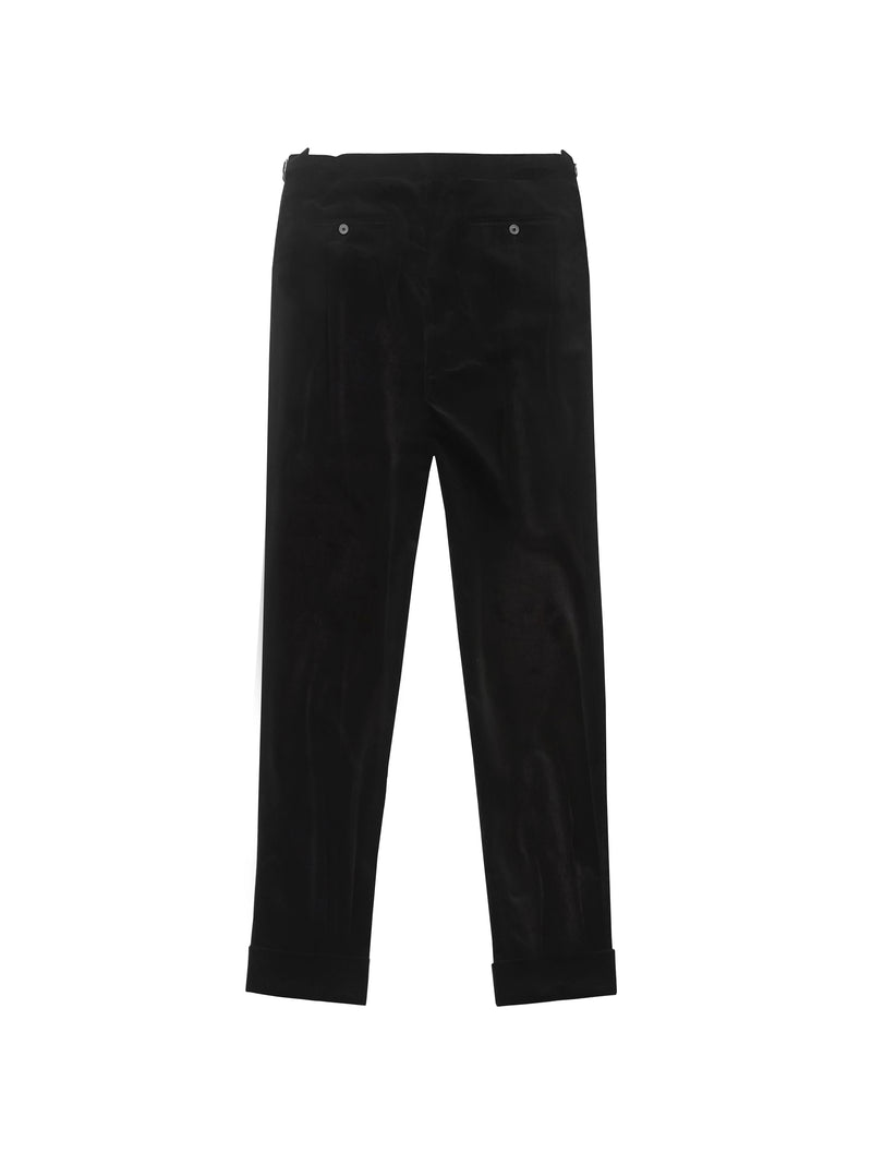 BLACK VELVET THE ERA TROUSERS