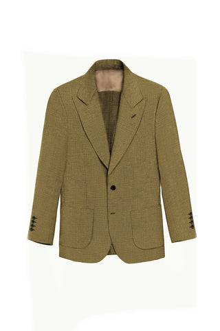 TUSCANY HOPSACK THE ERA JACKET