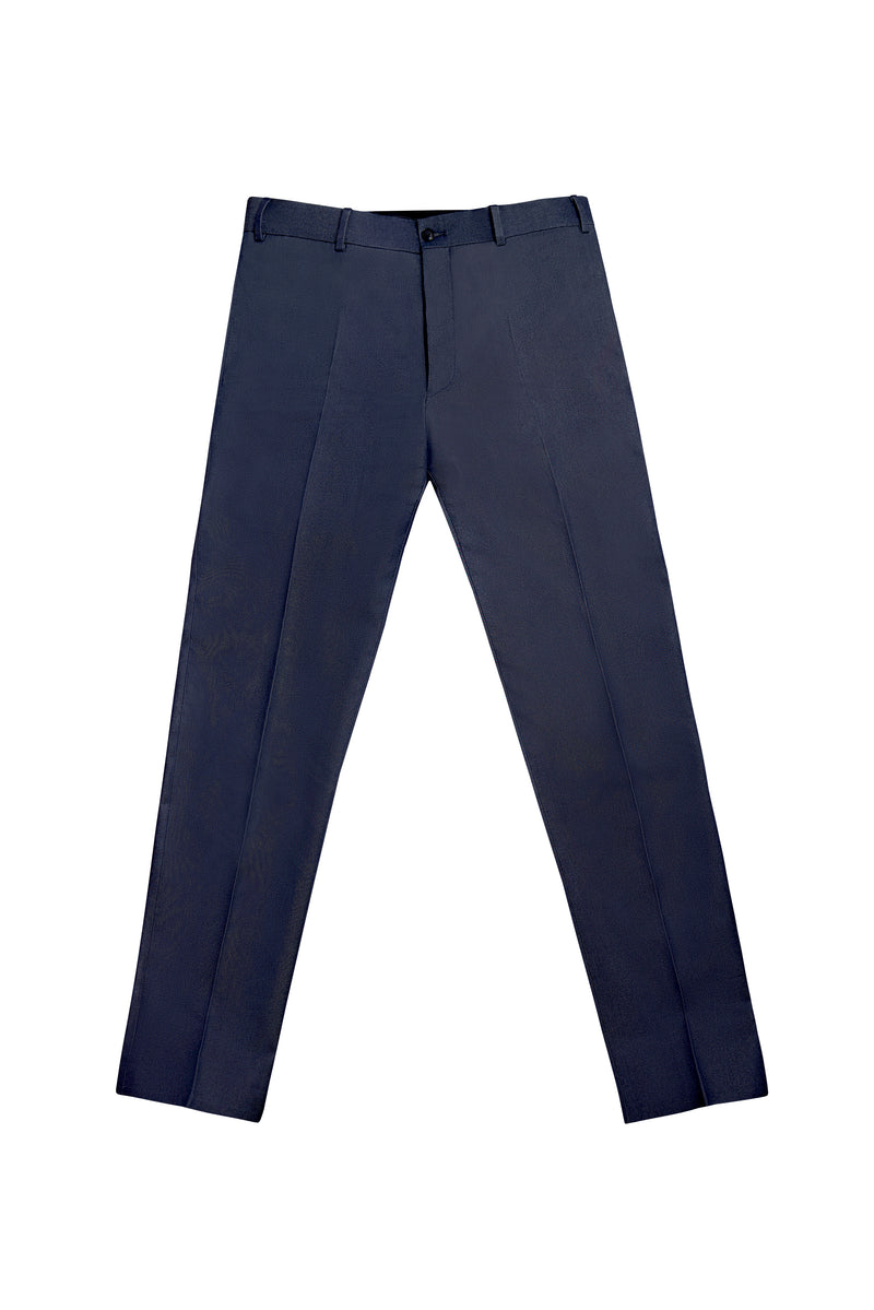 CASHMERE DENIM THE ERA TROUSERS