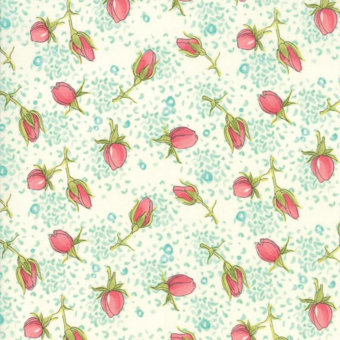 Abby Rose Rosebuds Cream