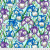 Kaffe Fassett Collective Bearded Iris Cool