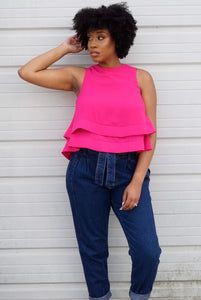 Bright As You Can Be - Take 2: Layered Top