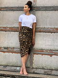 Leopard Everything: Skirt