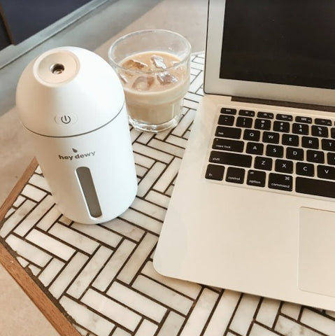 How Do Portable Humidifiers Work