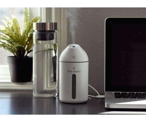 hey dewy humidifier for office desk