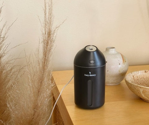 Where To Put a Humidifier in Your Bedroom and Living Room