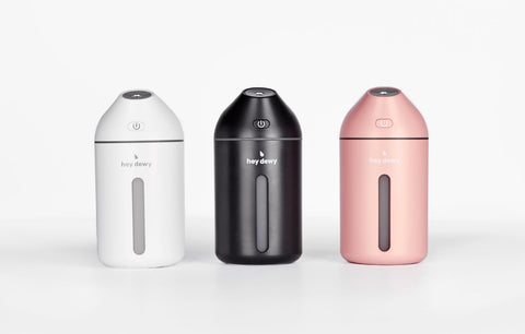 Why Use Hey Dewy Portable Facial Humidifier