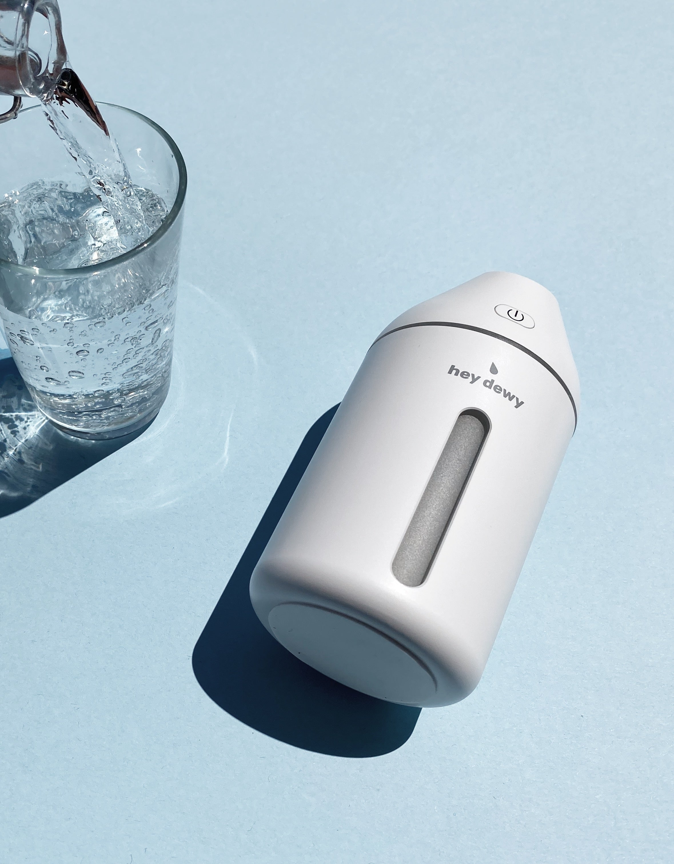 Hey Dewy Portable Facial Humidifier