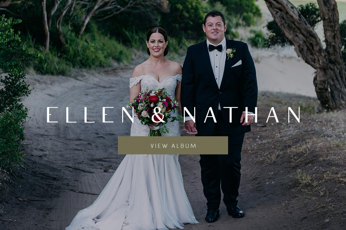 Ellen and Nathan | Beachside Blooms | Wedding