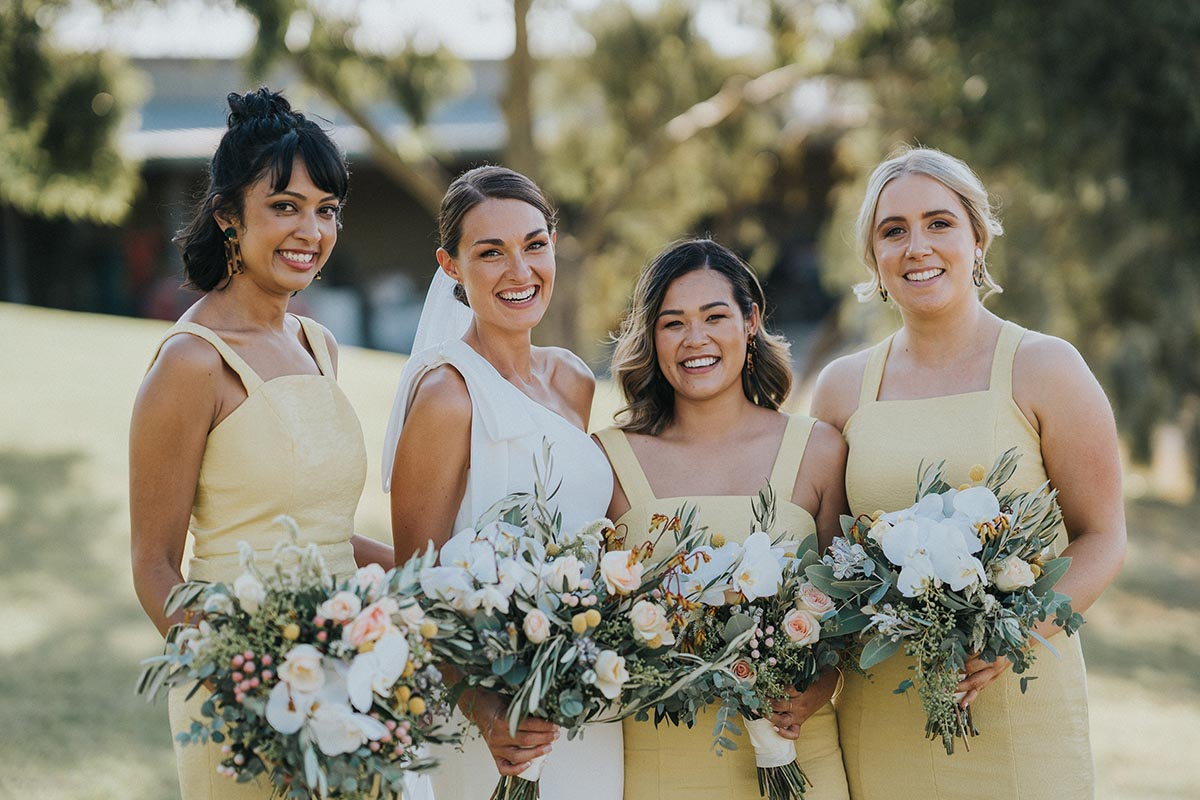 Krystina and Daniel | Beachside Blooms | Wedding Flowersa