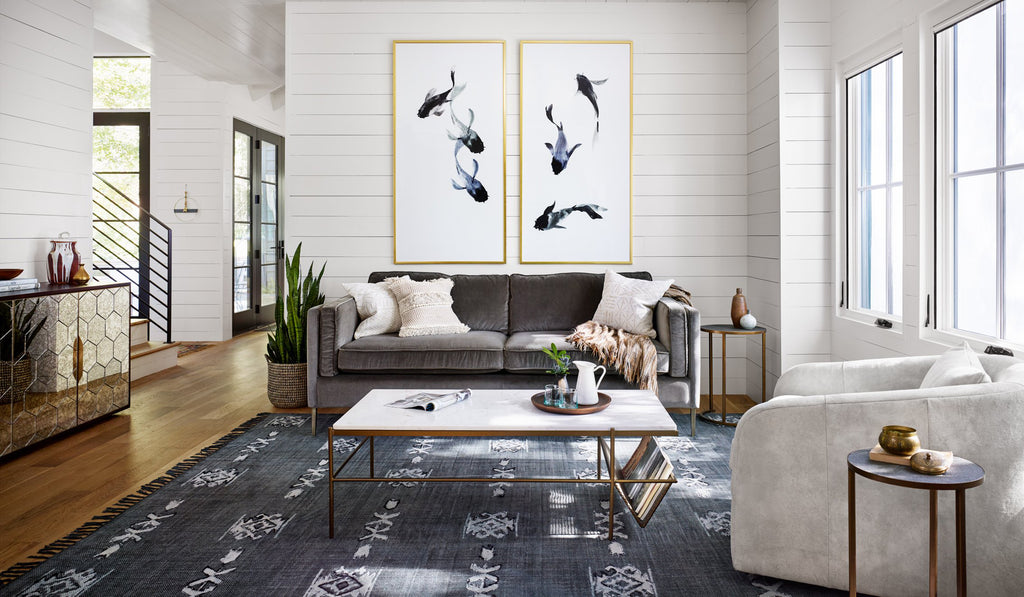 Get The Look Lavish Living Room Black Rooster Decor