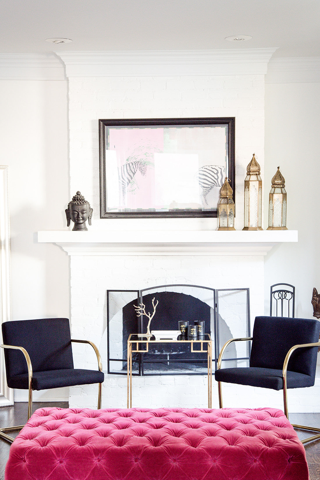 Black Rooster Decor In Your Space - Roxy Earle Real Housewives of Toronto