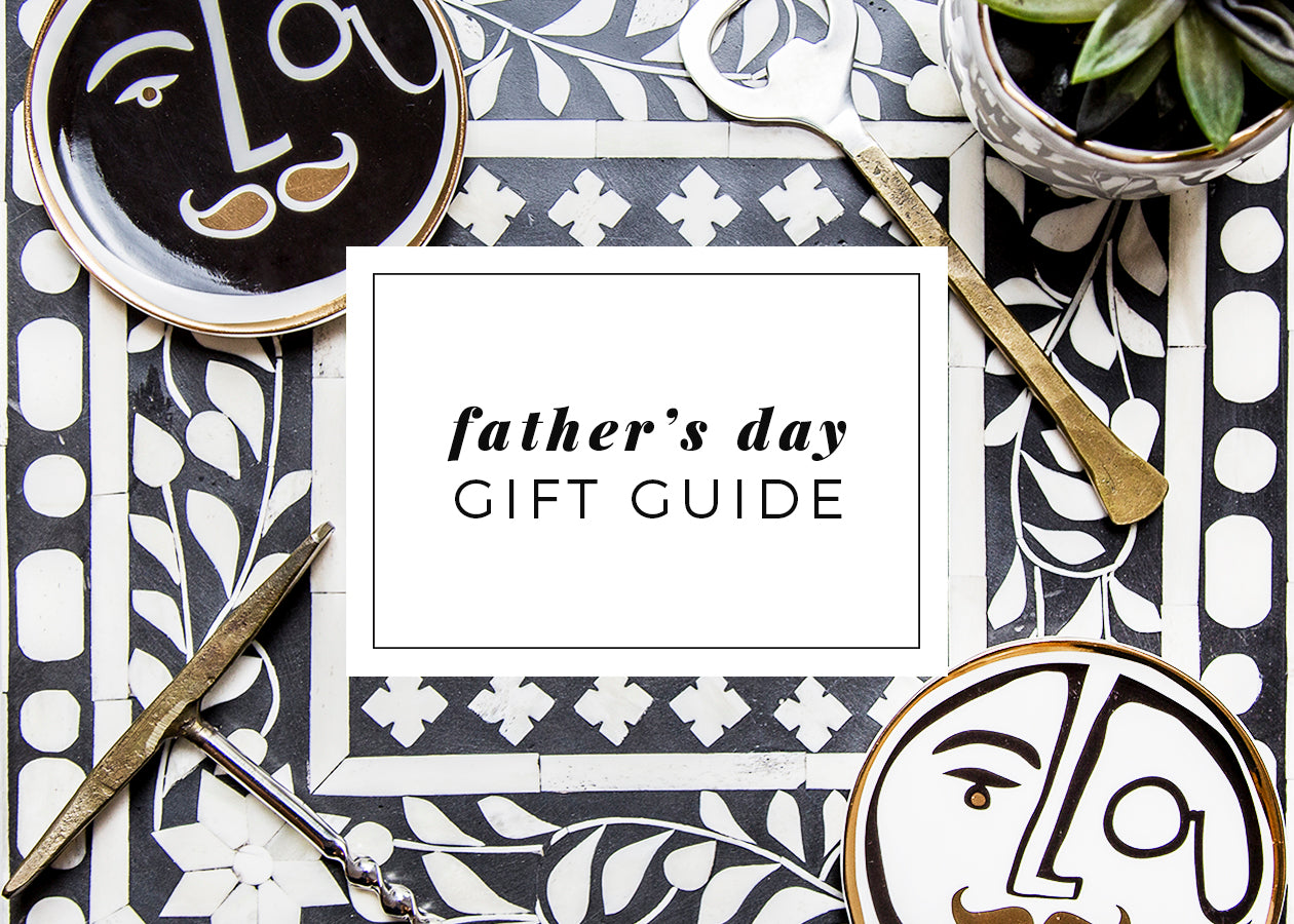 Black Rooster Decor - Father's Day Gift Guide 2016