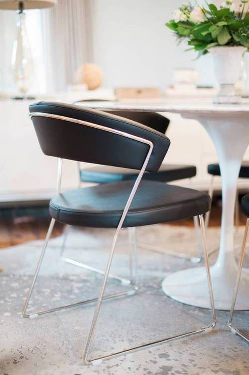 Domino Modern Elegance In A Family Friendly Redesign