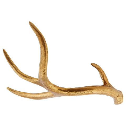 Holiday Decor Must-Haves: 2015 Canadiana Brass Antler
