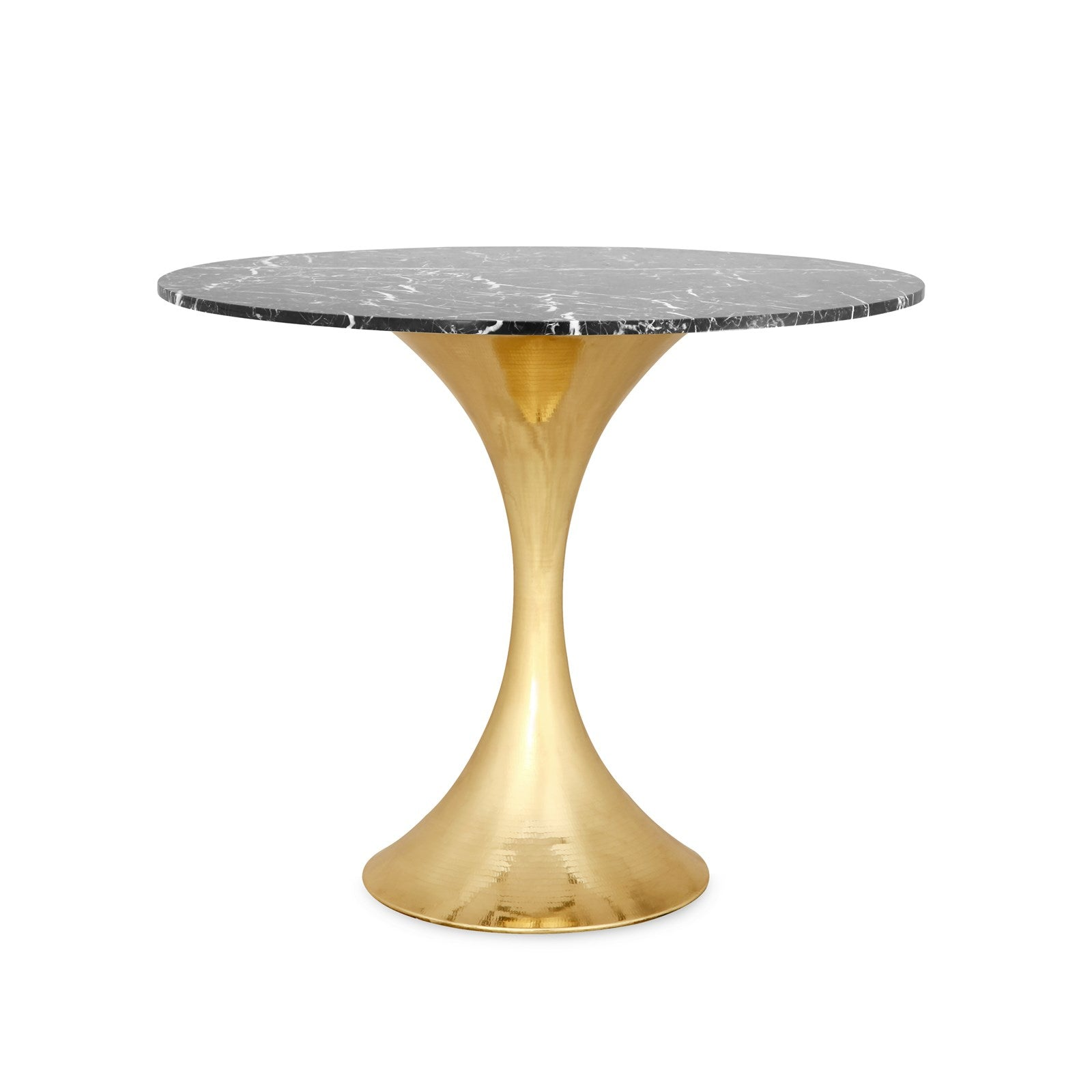 Repoussé Small Round Table