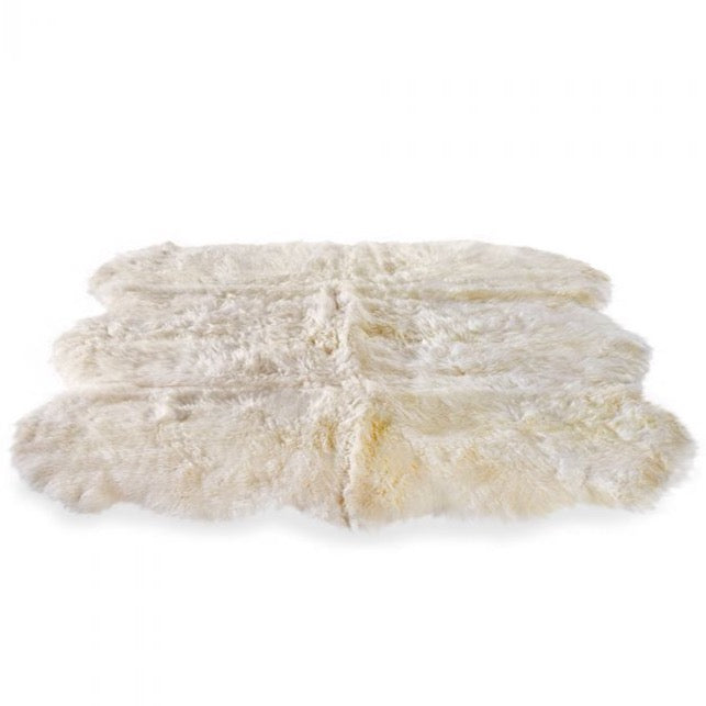 Organic Sheepskin - Shorthair Large