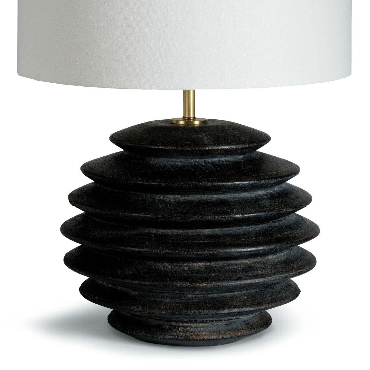 Accra Round Table Lamp