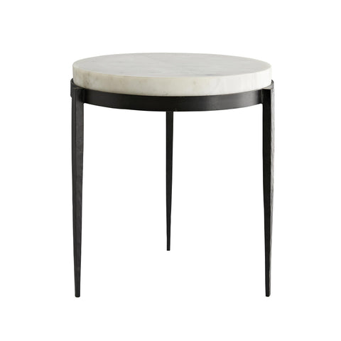 White Lune Side Table