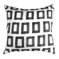 Large Rectangles Pillow