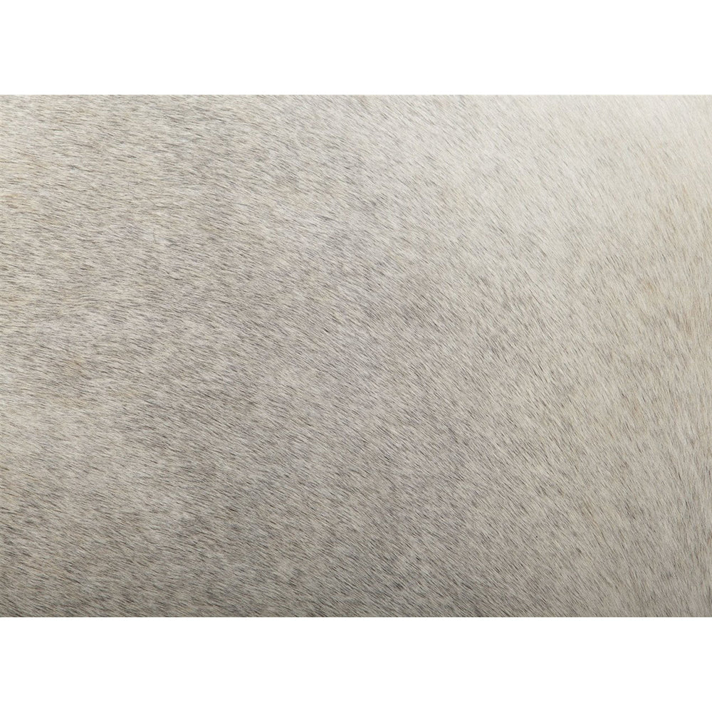 Pale Grey Cowhide