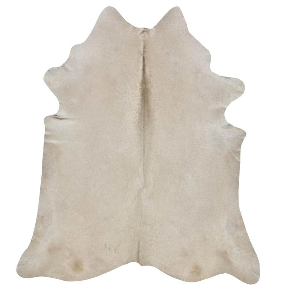 Pearly White Cowhide
