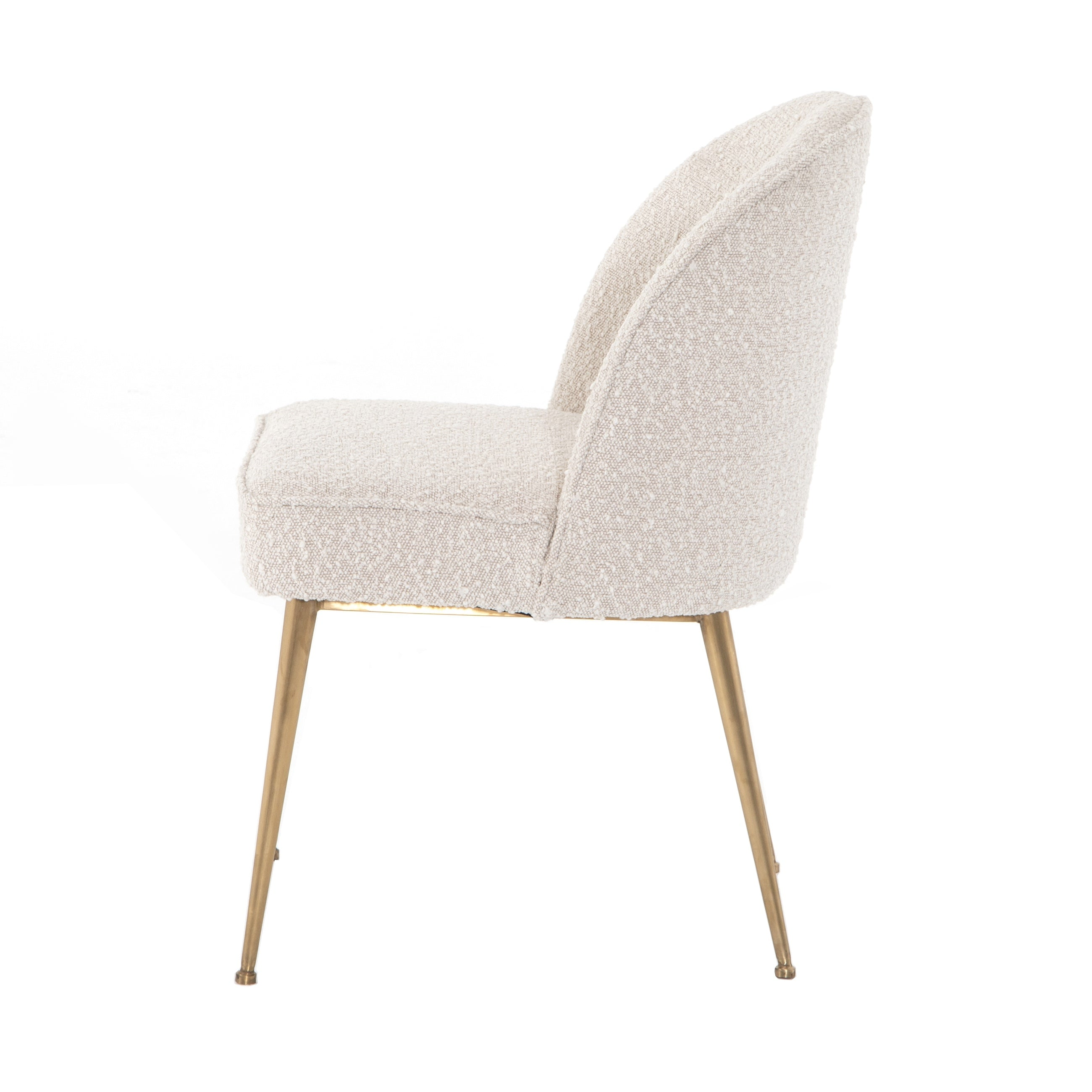 Boucle Dining Chair