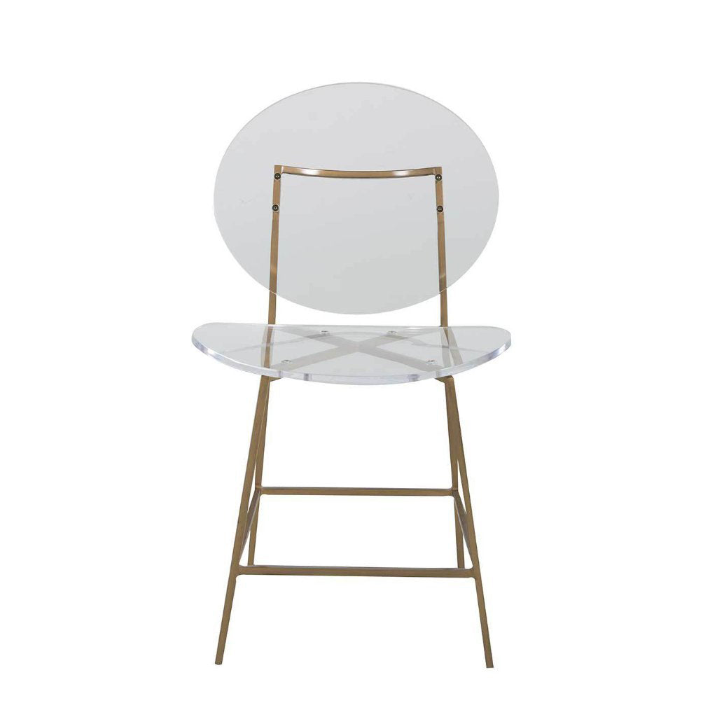 Round Market Chair