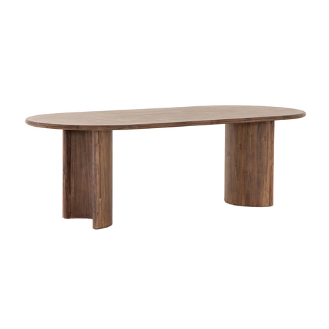 Crescent Dining Table
