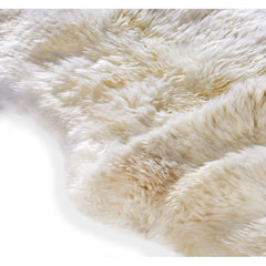 Organic Sheepskin - Shorthair Double