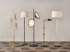 Hours Floor Lamp
