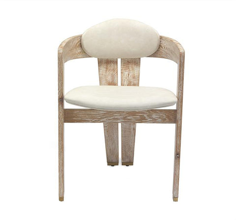Kerri Oak Chair